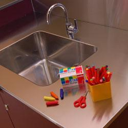 GEC Anderson Stainless Steel Sinks