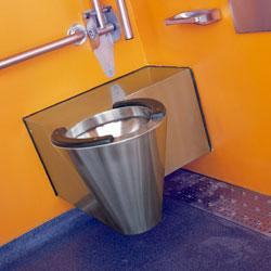 GEC Anderson Stainless Steel Toilets