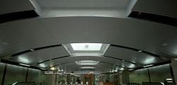 Curved Ceiling Panels