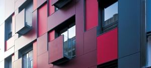 Trespa Rainscreen Cladding Panels