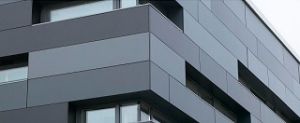 Ventilated Rainscreen Cladding