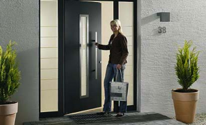 Hormann Residential Entrance Doors