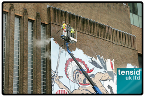 Tensid UK Graffiti Removal