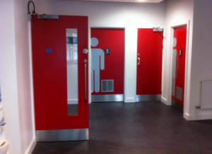 Commercial Doorsets