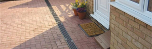 Image of residential gratings