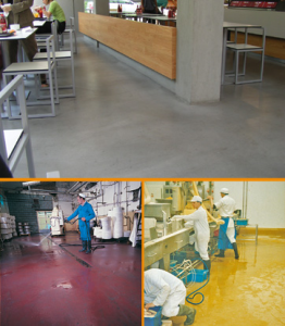 Resin Flooring from DCP