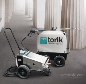 Torik Superheated Stone Cleaning