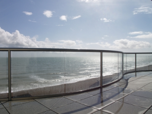 Balcony Systems Solutions Glass Balconies