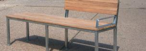 Neptune Street Furniture - outdoor benches
