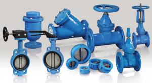 Industrial Fluid Valves