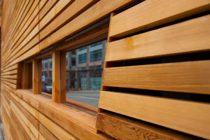 Canadian Wood Cladding image