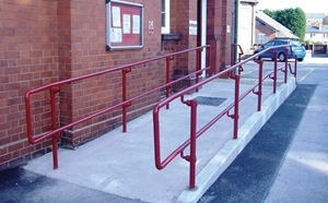 Kee Safety Key Access Railings