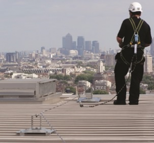 Kee Safety rooftop protection image