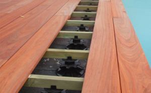 image of decking support