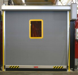 sara LBS High Speed Industrial Doors