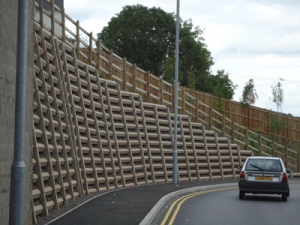 Retaining Wall Systems from Phi Group