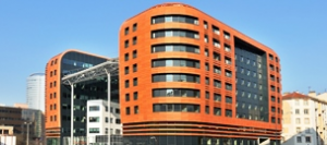 Terracotta Rainscreen from Aquarian Cladding