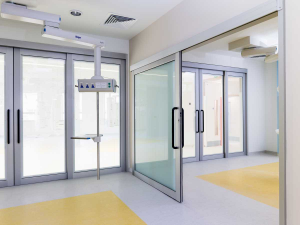 Axis Flo-Motion Sliding Doors