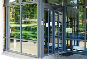 Tormax Automatic Entrance Doors