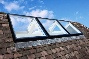 The Rooflight Co - Framelss Rooflights
