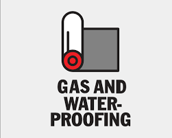 gas and water proofing