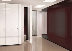 Venesta Washroom Systems