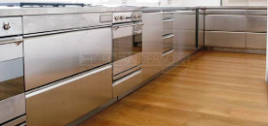 GEC Anderson Stainless Steel Kitchen Units