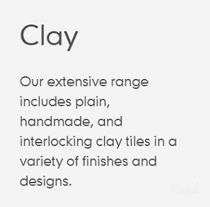 clay roofing range