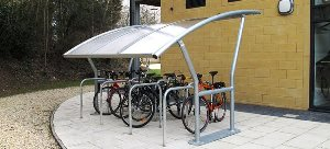 Street Furniture - Cycle Shelters