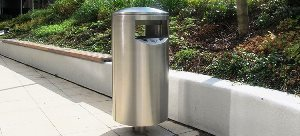 Street Furniture - Litter Bins