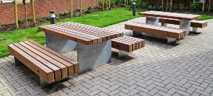 Street Furniture - Picnic Benches