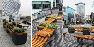 Street Furniture - Benches
